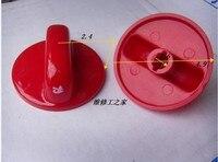 Gas Burner Red nhựa Chuyển Knob