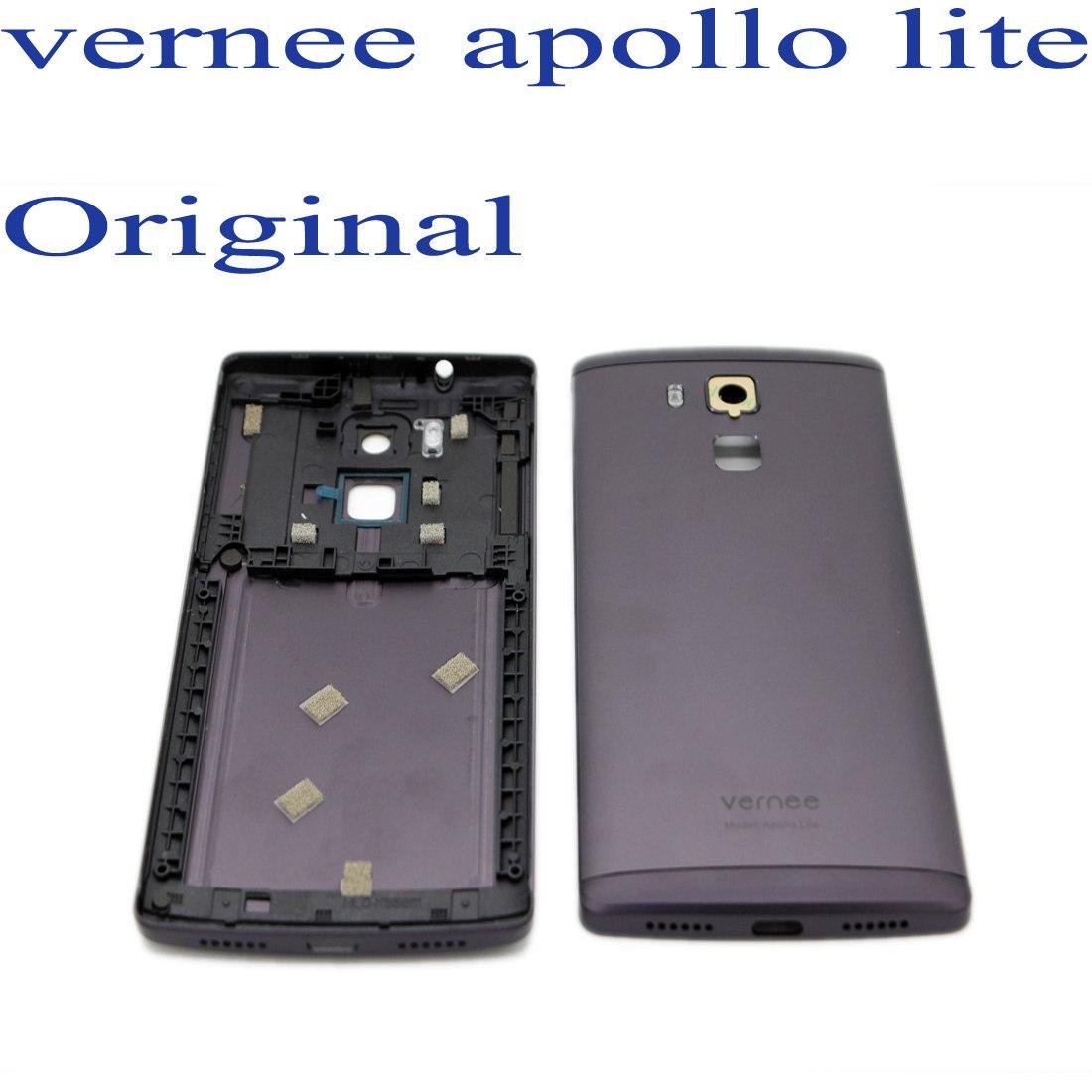 bilder für Vernee Apollo Lite Batterieabdeckung 100% Original Neue Durable Schutzmaßnahmen Zurück Fall Ersatz Für Vernee Apollo Lite Handy