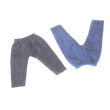Leggings boneca Para Obitsu11 OB11 1/12 Calças Jeans Roupas de Boneca BJD Acessórios Hot Sale