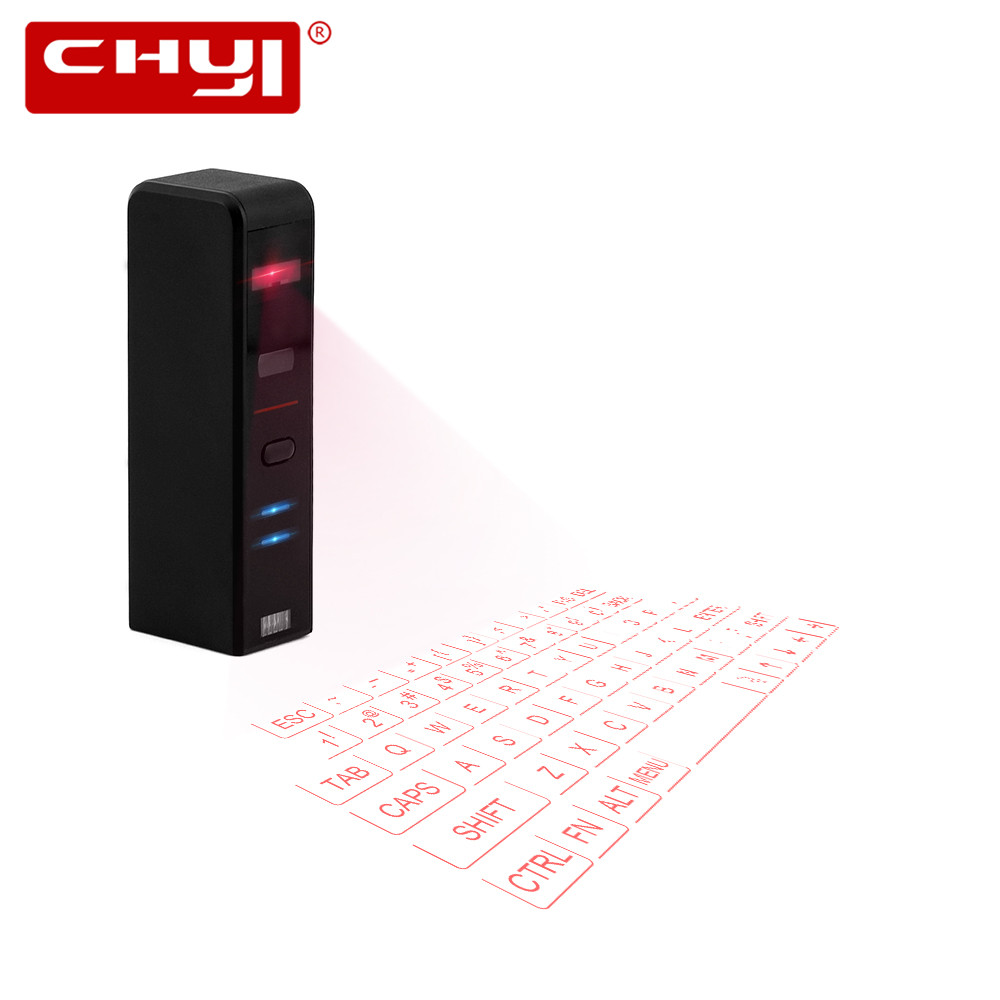 hot slae new laser keyboard wireless virtual projection keyboard portable for iphone android. Black Bedroom Furniture Sets. Home Design Ideas