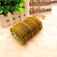 New squishy toys licensed package 8cm green tea animal toast slices squishies wholesale strap charm free.jpg 200x200
