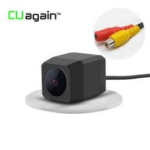 Cuagain 001 DVR HD Ночное видение сзади Камера для автомобиля Лотос глава IP67 Водонепроницаемый назад cam для Двойной объектив автомобилей Видео вождение регистраторы