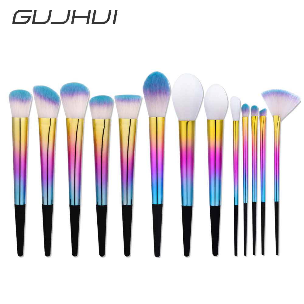 New Arrival Makeup Brush Professional Cosmetic Blending Pencil Foundation Eye shadow Makeup Brushes Eyeliner Brush Beauty Tools professional 10pcs set orange color makeup stick makeup brush set foundation fan brush eye shadow brush beauty tools