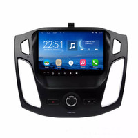 ChoGath(TM) Quad Core 1.6GHz 8 Inch Android 6.0 Car DVD GPS Navigation for Ford Focus 2012 2013 2014 with Canbus