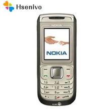 1681 Восстановленное Оригинальный разблокирована Nokia 1681c мобильного телефона один год гарантии Бесплатная доставка