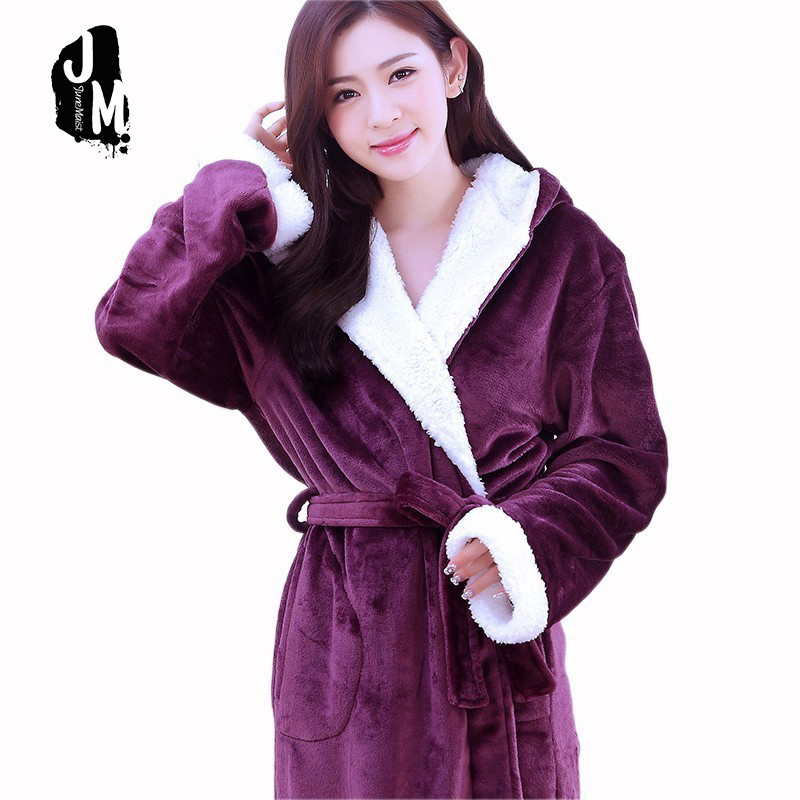 Buy hooded dressing gown and get free shipping on AliExpress.com