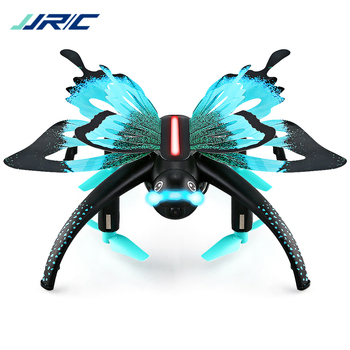 JJRC H42WH Butterfly Mini RC Drone RTF WiFi FPV 0.3MP Camera Voice Control Waypoints RC Drone Quadcopter Toy