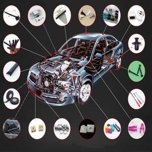 Image 2 - 100pcs Car Universal Mixed Clips for Opel Astra H G Corsa Insignia Astra Antara Meriva Zafira Car Styling