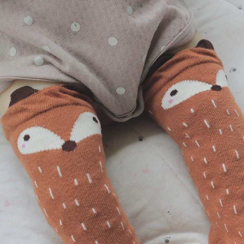 Toddler-New-Totoro-Design-Knee-High-Baby-Socks-Girls-Boys-Fall-Winter-Leg-Warmers-Fox-Socks-Knee-Pad-4