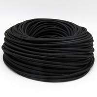 3 core 0.75mm2 fabric cable flexible textile cord DIY vintage pendant light electric wire