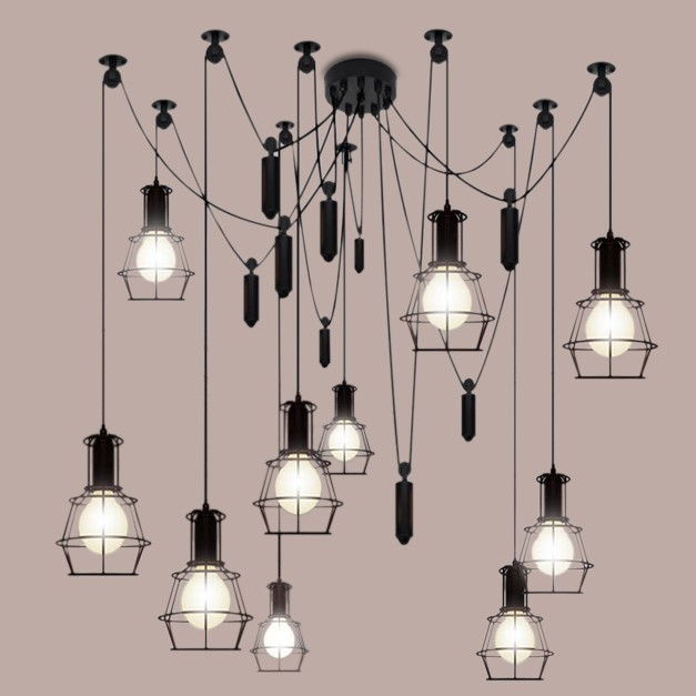 Compare Prices on Diy Chandelier Light Online ShoppingBuy Low – Light Bulb Chandelier Diy