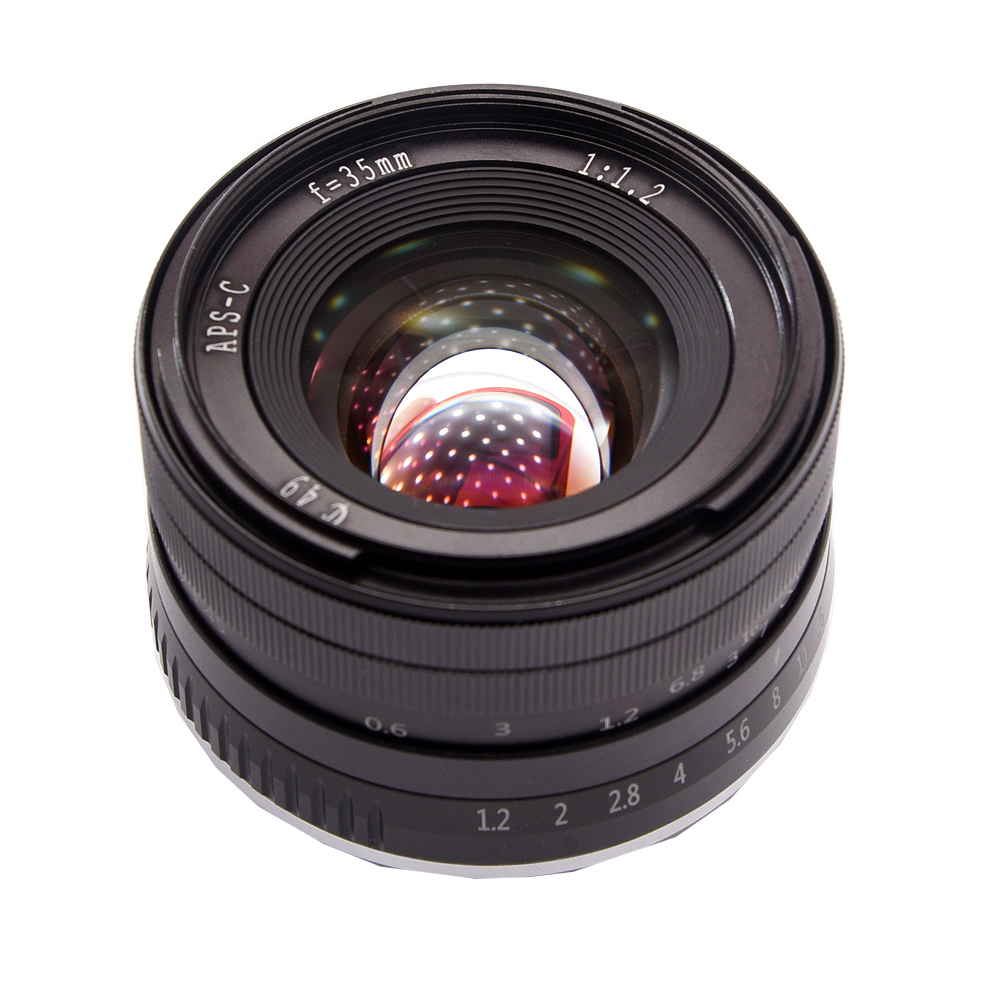 For Sony E-card lens 35mm F 1.2 Prime APS-C Aluminum Manual Lens for Sony NEX-5 6 5N 5T A5000 A5100 A6500 A6300 A6000camera lensFor Sony E-card lens 35mm F 1.2 Prime APS-C Aluminum Manual Lens for Sony NEX-5 6 5N 5T A5000 A5100 A6500 A6300 A6000camera lens