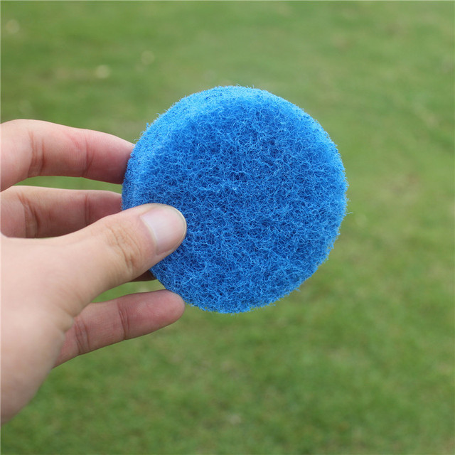 4 pcs/lot Food grade Cleaning ball Kitchen Utensil Cleaning brush Outdoor Camping Picnic cooking pot set tableware accessories