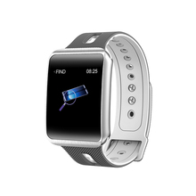 GT98 Smart band Touch Screen Bracelet Fitness Heart Rate Monitor Activity Tracker 1.3 inch TFT screen