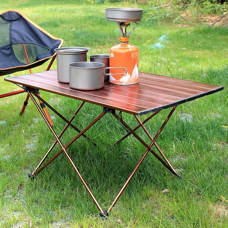 Portable Light Aluminum Alloy Camping