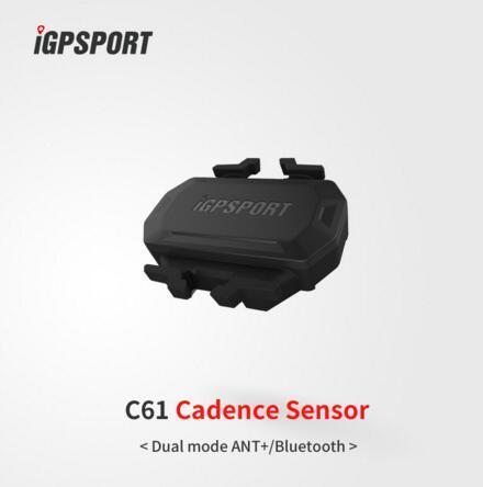 C61 iGPSPORT incorporado IPX6 inalámbrico prueba D Water Sensor de cadencia para iGS10 iGS50E iGS618 Runtastic PRO Wahoo Strava mapa