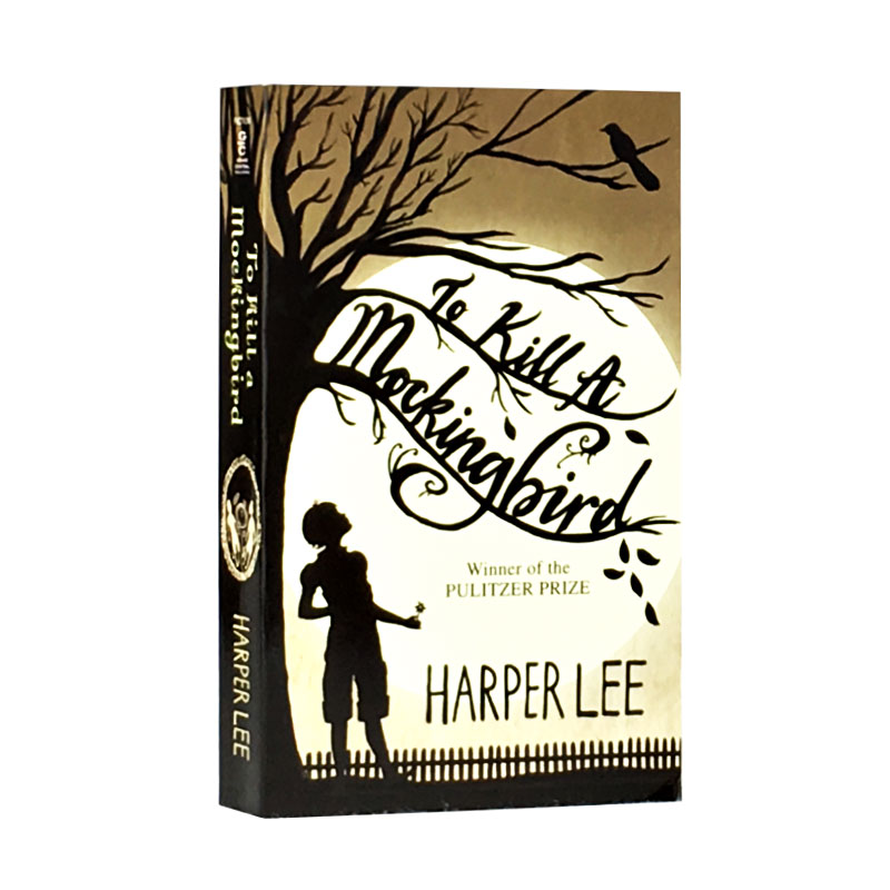New Hot 1 Book To Kill A Mockingbird  English Fiction Book For Adult Children Detective Fiction