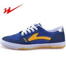 DOUBLE STAR 2016 Classic Hombres y Mujeres de la Lona Ata Para Arriba los Zapatos de Tenis de Mesa Zapatillas Ligero Zapatos Cómodos Del Deporte