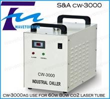 S & A cw-3000 chiller cw 3000AG cw3000 chiller cw-3000/para la máquina de láser co2