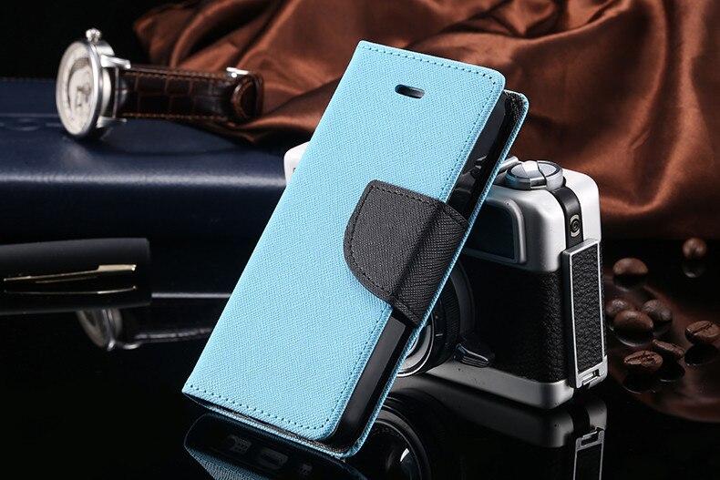 Podwójny kolor klapki skóra telefon torba case dla iphone 6 7 6 s plus 5 5S se gniazda kart + stojak kabura pokrowiec case dla iphone 7 6 6 s 32
