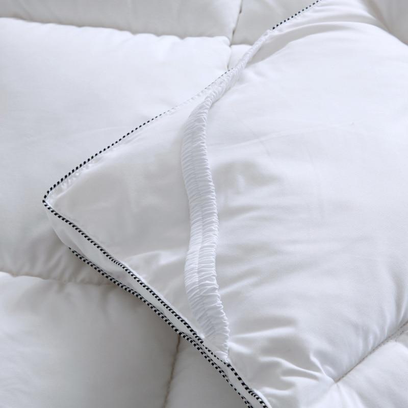 Feder Matratze Dicke Warme Faltbare Einzel-oder Doppel Matratze Mode Neue Topper Stepp Bett Hotel Tatami Perspektive Matratze Matratzen