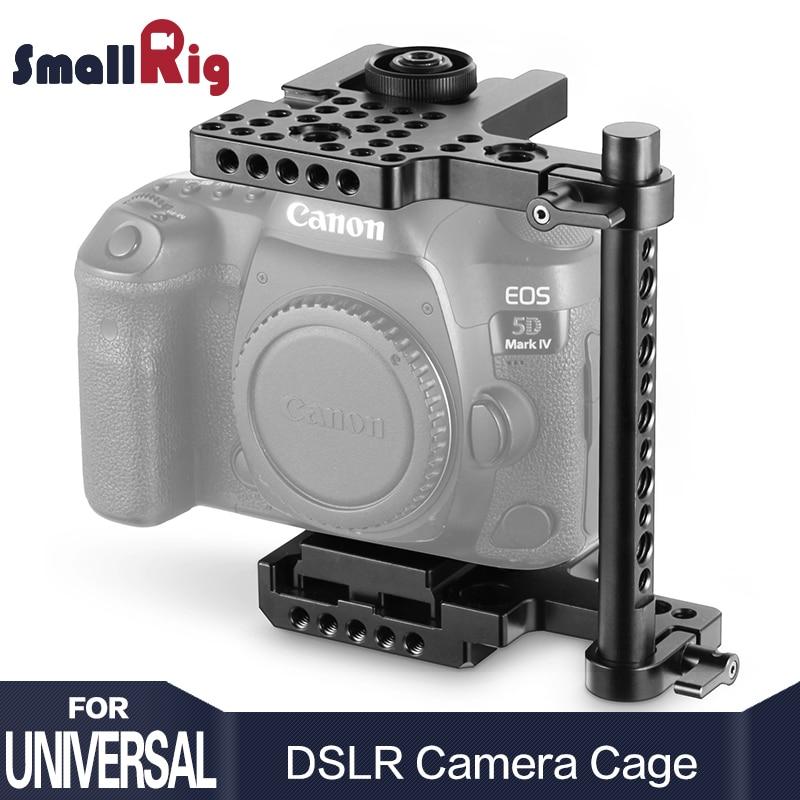 SmallRig Quick Release DSLR Camera Cage Middle For Canon 5D 5DmkII 5DmkIII 5DmkIV For Nikon D750