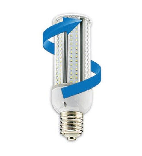 Купить с кэшбэком IP64 E27 E40 LED Corn bub light 12W 16W 20W 24W Led street lamp waterproof led garden light AC85-277V