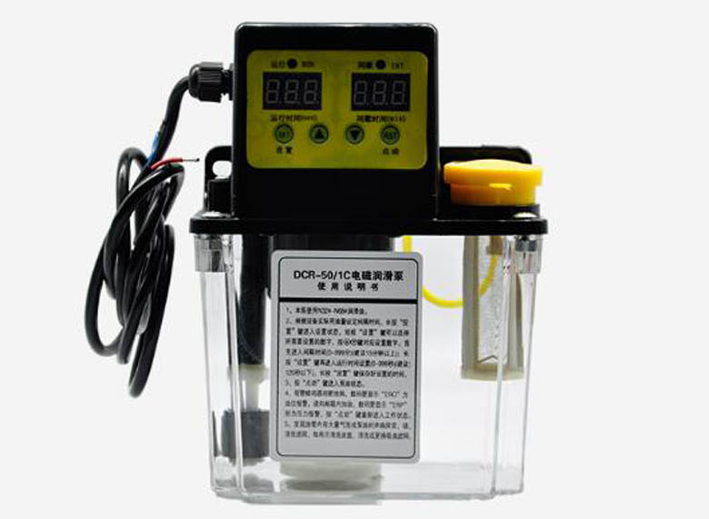 2L Dual Digital Display Electric automatic lubrication pump Oil Pump CNC lathe oiler Electromagnetic Lubrication Pump manka care 110v 220v ac 50l min 165w small electric piston vacuum pump silent pumps oil less oil free compressing pump