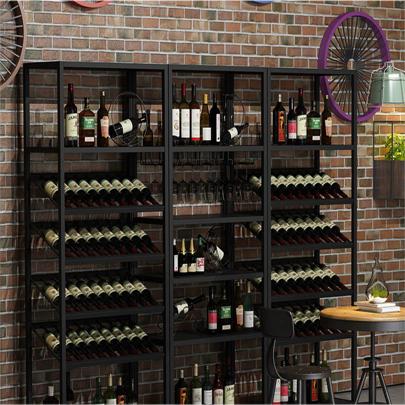 Wine Rack Cabinet Storage