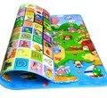 Todo Bebê Engatinhando Tapete Puzzle De Espuma Crianças Ginásios Playmats PE Almofada Jogar Esteiras De Ginástica ao ar livre Cobertor 200x180x1 cm