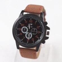 Фотография 2017 New Brand Fashion Quartz Watch Relogio Masculino Men Sports Leather Strap Watches Clock Casual Wristwatches zegarki meskie