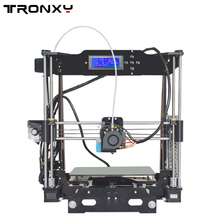 Full DIY kits high percision Education Personal FDM prusa I3 3d printer for Children Teaching new upgarded desktop reprap