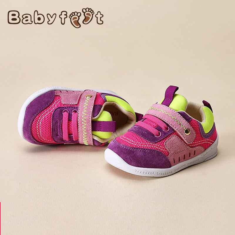 2017 Babyfeet children sneakers little boy baby girl infant kids casual shoes fashion Light low breathable Toddler shoes 19-26 new babyfeet toddler infant first walkers baby boy girl shoe soft sole sneaker newborn prewalker shoes summer genuine leather