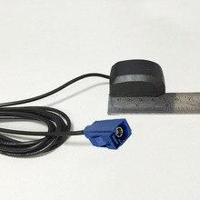 GPS active antenna  FAKRA  3M cable for Car GPS Navigation #1