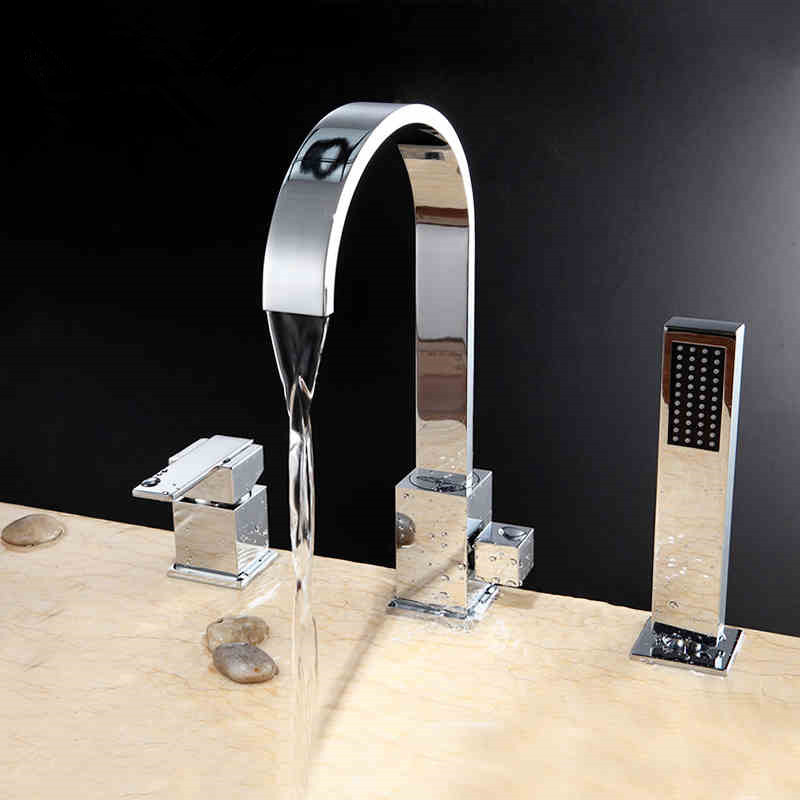 Bathroom Faucet Finishes 2017 compare prices on waterfall bathtub faucet- online shopping/buy