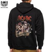 Rocksir Brand Men S Hoodie Ac Dc Rock Band Men Acdc Hoodies Sweatshirts Autumn Ac Dc