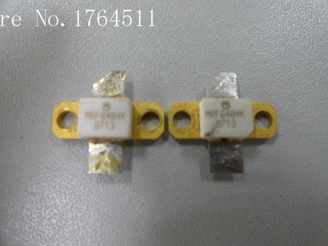 [BELLA] Imported MRF 6404K RF Microwave Power High Frequency Tube  --5PCS/LOT