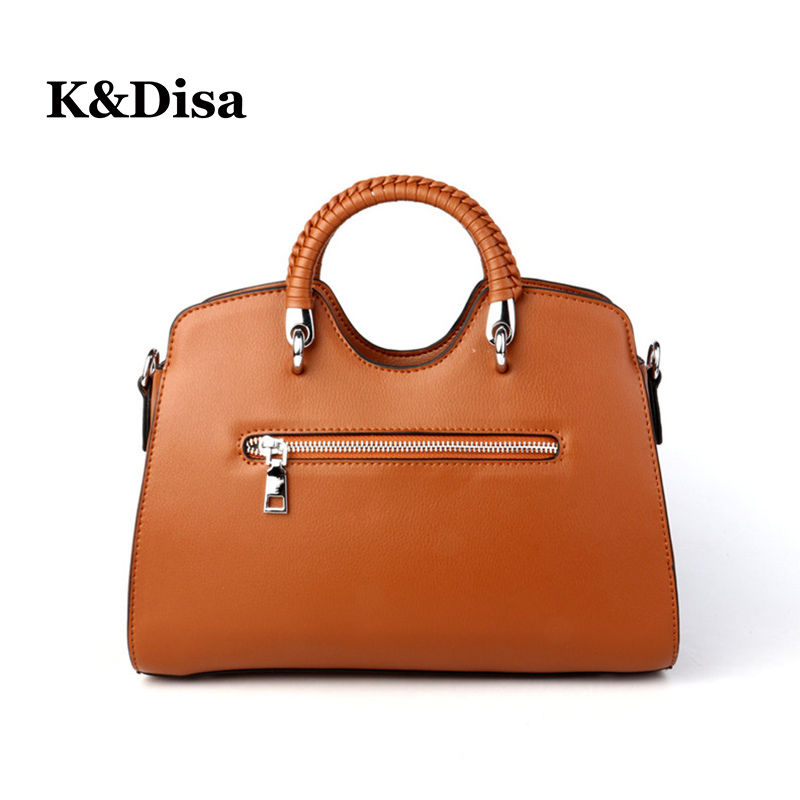 2018 Europe America Women Hand Bags Luxury Wild Messenger Bags For Girls Solid Casual New Fashion Womens Versatile Handbags