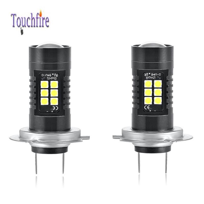 4x H7 Halogen Headlight 6000K Super White DC 12V Light Bulbs 55W US