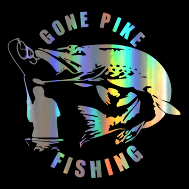 Fishermen Have More Fun Funny Bumper Sticker Decal