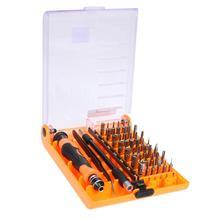 45 En 1 Torx mini magnética Destornilladores herramienta Mano Herramientas Kit de apertura reparación teléfono Herramientas precisión