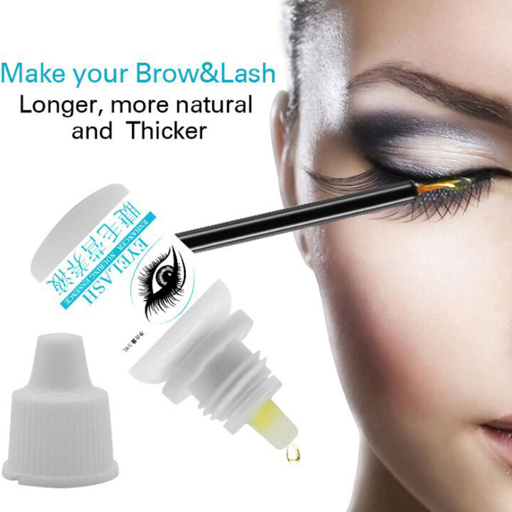 Chinese Medicine Eyelash Enhancer 100 Growth Treatment SNatural Herbal Medicine EyeLashes Lengthening medical plasterD097 in Patches from Beauty Health