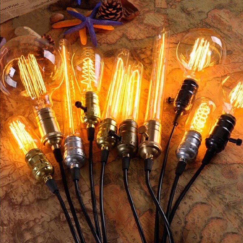 эдисон лампы купить