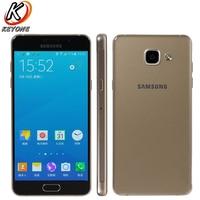 Original Samsung Galaxy A5 A5100 Mobile Phone 5 2 1920x1080 Octa Core Snapdragon 615 13MP 12GB