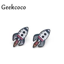 Rocket Creatives minimalism fashion cute earrings for Women Lovely Earrings Girls Earring Stud Accessories Cartoon Jewelry J0303