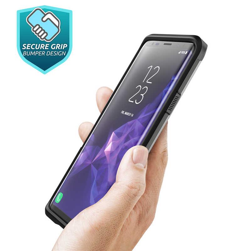 SUPCASE do Samsung Galaxy S9 Plus UB Neo Series etui typu bumper z tpu + twarda poliwęglanowa tylna pokrywa ochronna podwójna warstwa pancerna obudowa