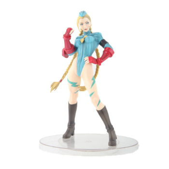 Figurine Cammy Street Fighter