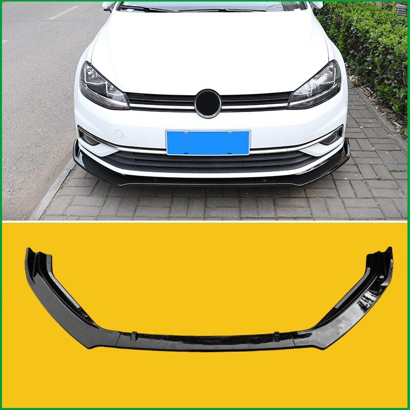 2013 Vw Golf Body Structure: For VOLKSWAGEN Golf 7 MK7 2013 2017 Front Bumper Lip