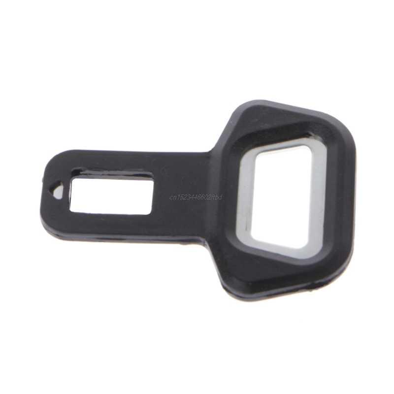 1PC Dual-uso Universale Auto Clip da Cintura di Sicurezza Fibbia di Protezione Serratura Apri di Bottiglia