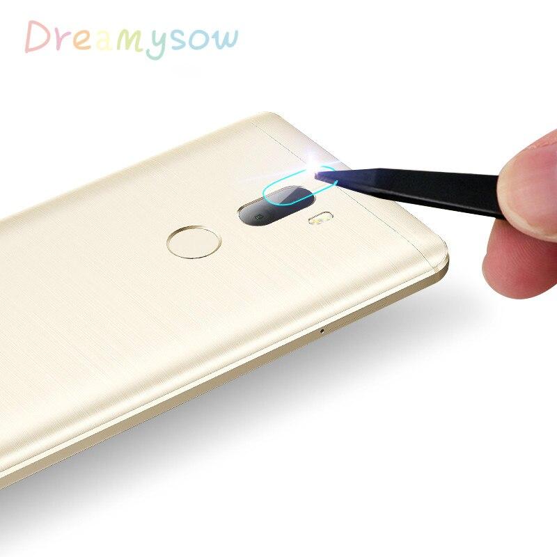 Dreamysow Rear Back Camera Len Protector new for Xiaomi Mi 5 5S Plus 5X 6 Max Mi5 Mi5S Mi6 Redmi Note 4 4X Tempered Glass Film